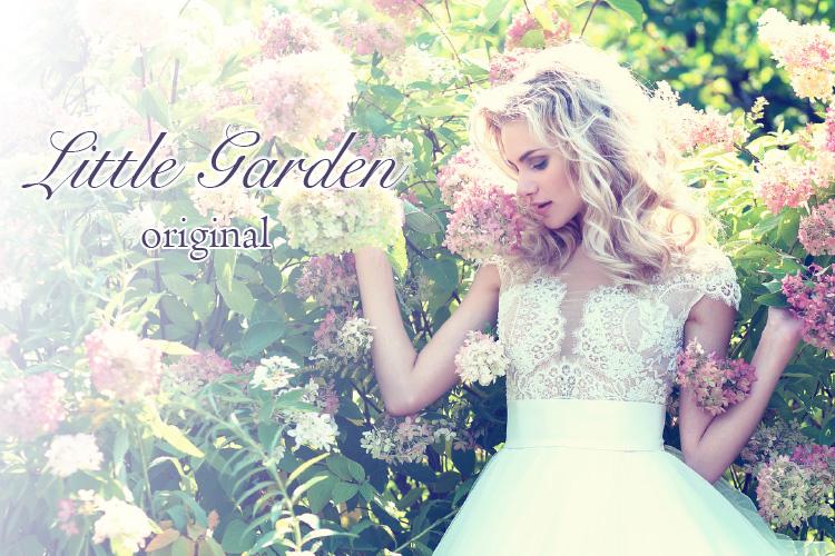 安い婚約指輪Little Garden