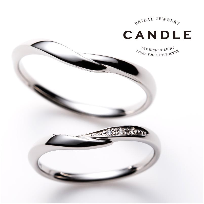 キャンドル結婚指輪フローティング安い