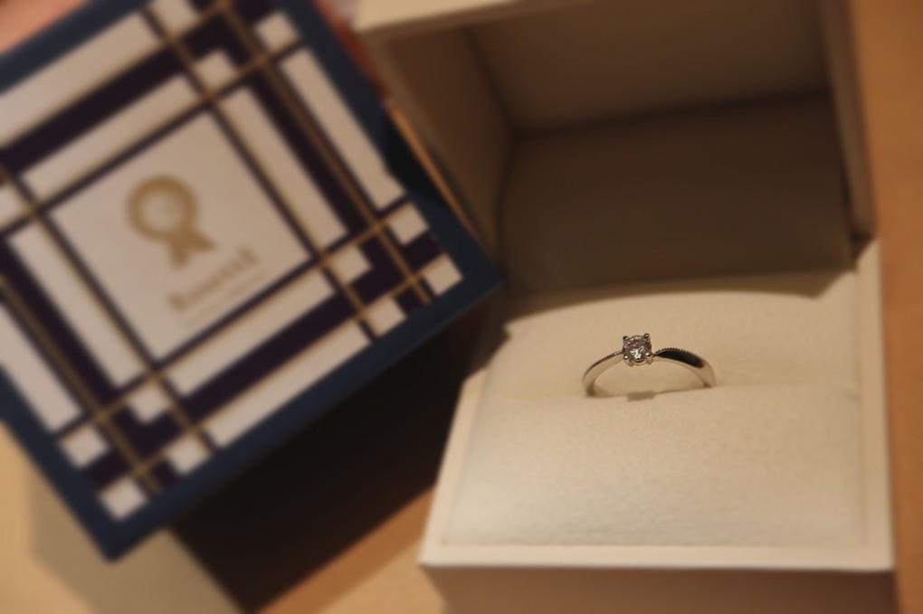 Rosette指輪アンティーク心の婚約指輪神戸三ノ宮兵庫姫路garden2