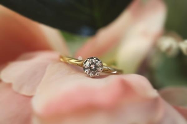 アンティークロゼット指輪光婚約指輪神戸三ノ宮兵庫姫路garden