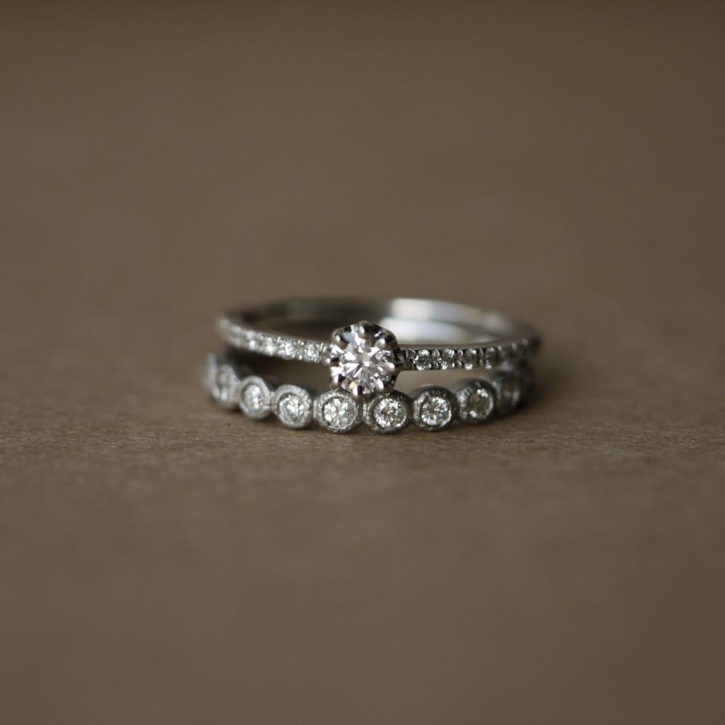 エタニティリングユカホウジョウブルーム結婚指輪婚約指輪神戸三ノ宮兵庫姫路garden6