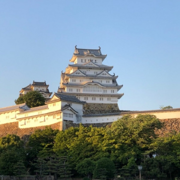 姫路市 神戸市 三ノ宮でプロポーズスポット 姫路城でプロポーズ