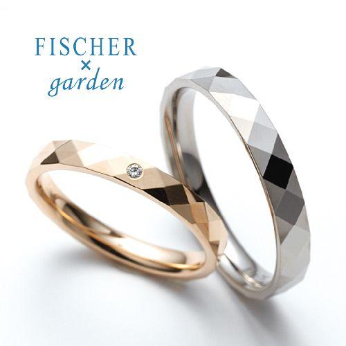 鍛造製法のフィッシャー指輪アンティーク