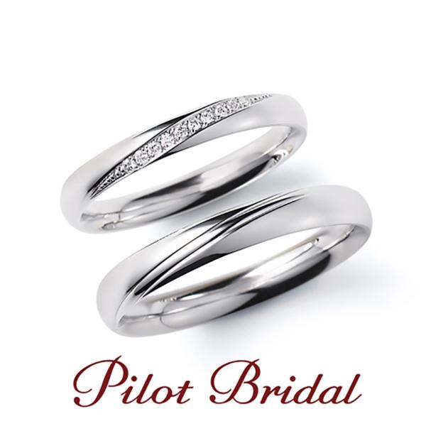 鍛造リングパイロットブライダルプロミスの結婚指輪マリッジリング安い神戸三ノ宮兵庫姫路garden
