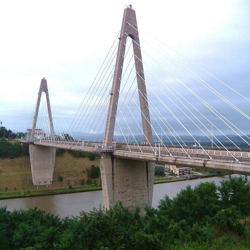 神戸のサプライズプロポーズ サンセットブリッジ内難