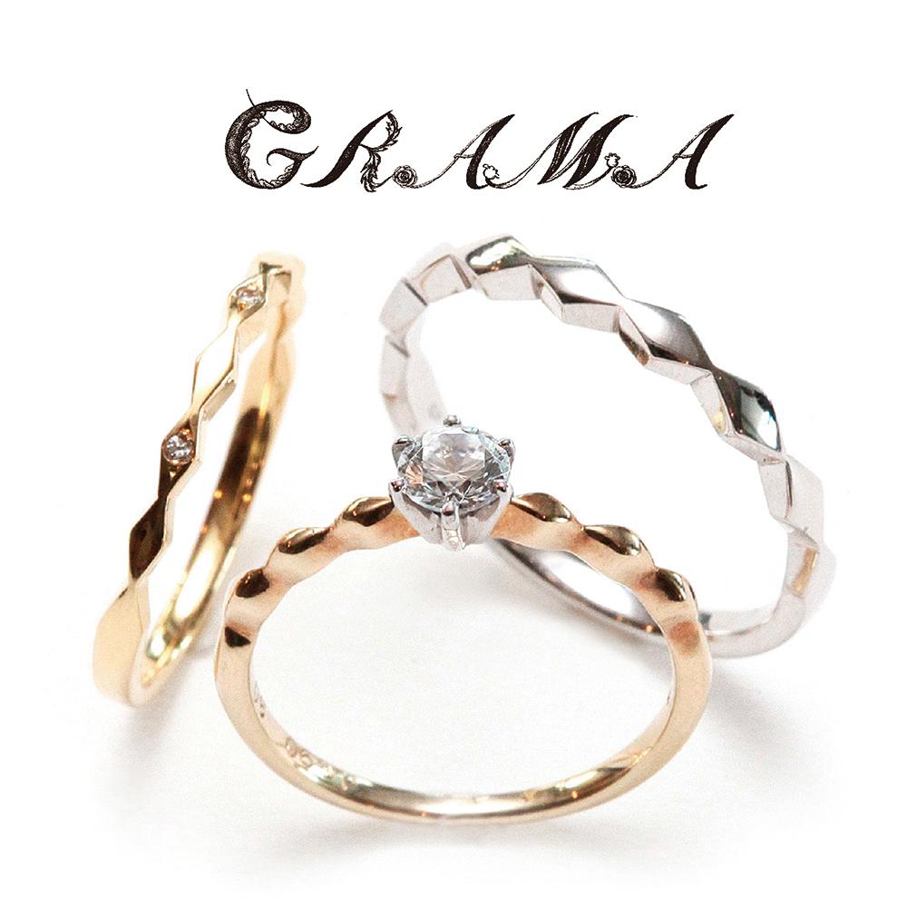 グラマ指輪アンティーク