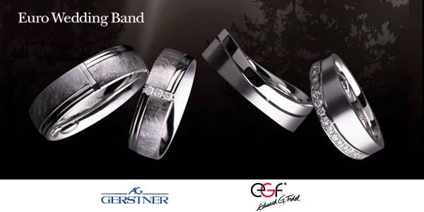 EURO WEDDING BAND(GERSTNER,EGF)