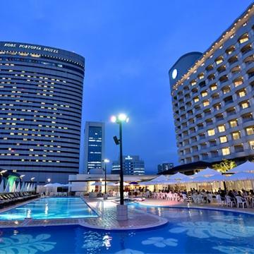 神戸のサプライズプロポーズ ポートピアホテル