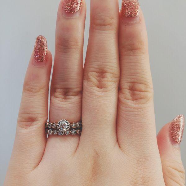 アムールアミュレット指輪モンビジューセットリング2