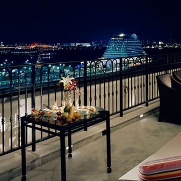 神戸のサプライズプロポーズ ホテル ラ・スイート神戸ハーバーランド