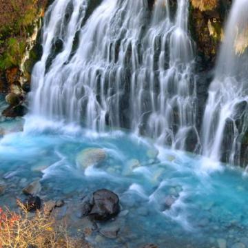 神戸のサプライズプロポーズ 白髭の滝