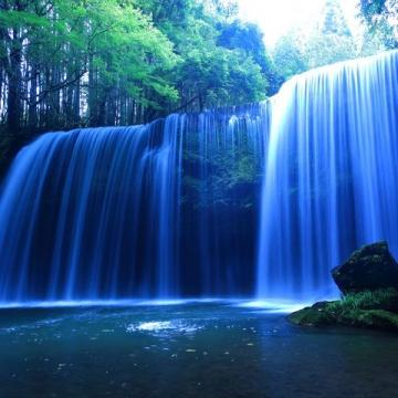 神戸のサプライズプロポーズ 鍋ヶ滝