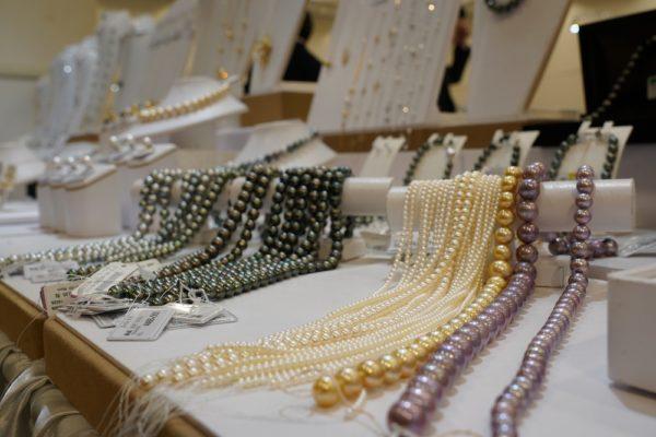 真珠の選び方神戸市三ノ宮