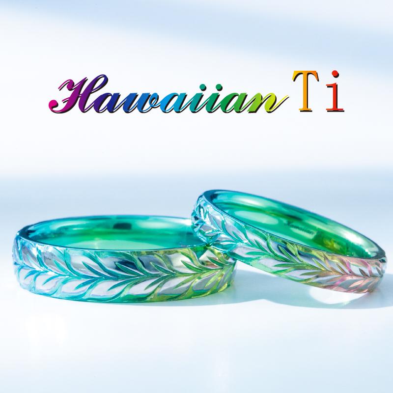 ハワイアンジュエリーのHawaiian Tiのイメージ画像