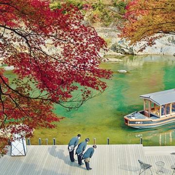神戸のサプライズプロポーズ 星のや京都