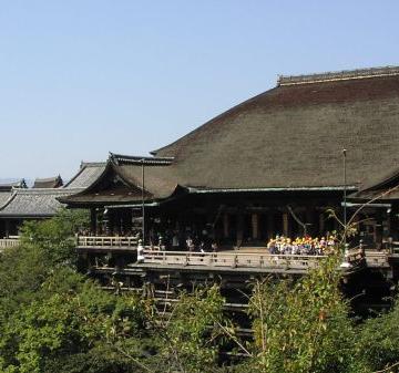 神戸のサプライズプロポーズ 清水寺