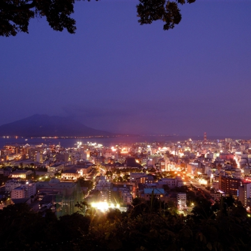 神戸のサプライズプロポーズ 城山展望台