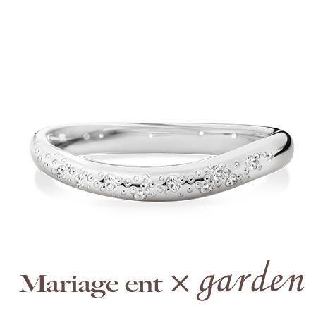 Mariage ent × garden MR-0081
