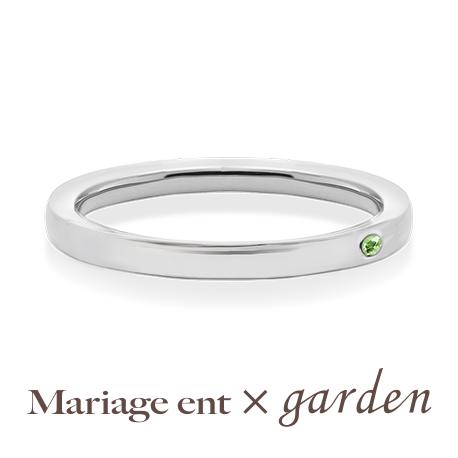 Mariage ent × garden MR-0037