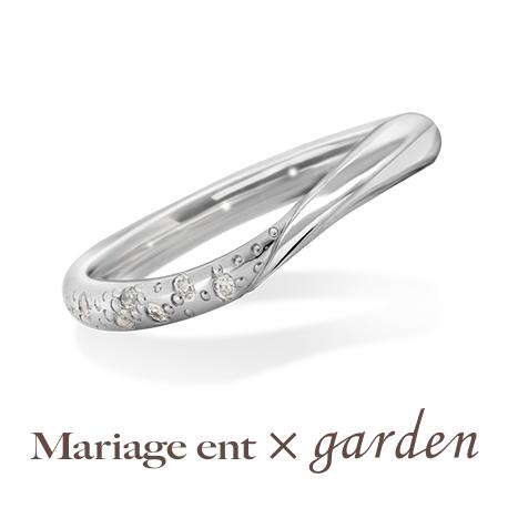 Mariage ent × garden MR-0065