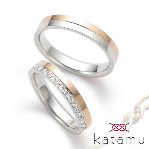 鍛造製法の婚約指輪・結婚指輪神戸三ノ宮3