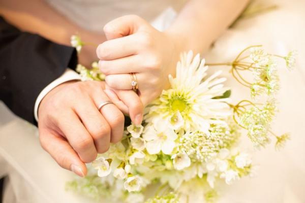 神戸市三ノ宮結婚指輪婚約指輪3