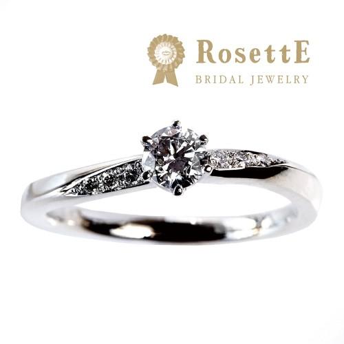 神戸三ノ宮おしゃれな婚約指輪のRosettEの月明り