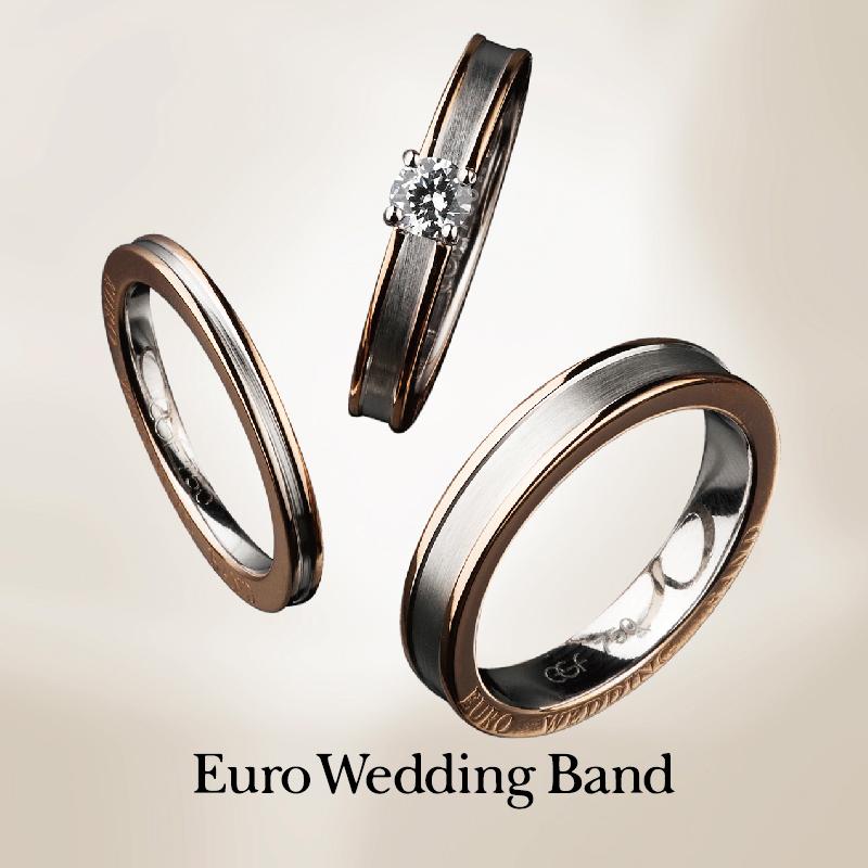 鍛造製法の婚約指輪・結婚指輪神戸三ノ宮9