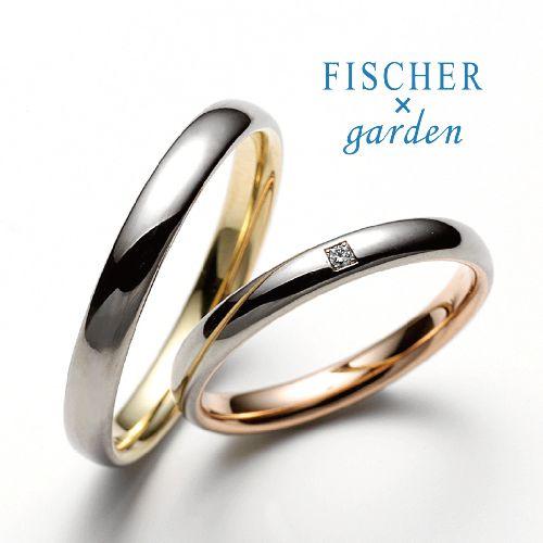 鍛造製法の婚約指輪・結婚指輪神戸三ノ宮2
