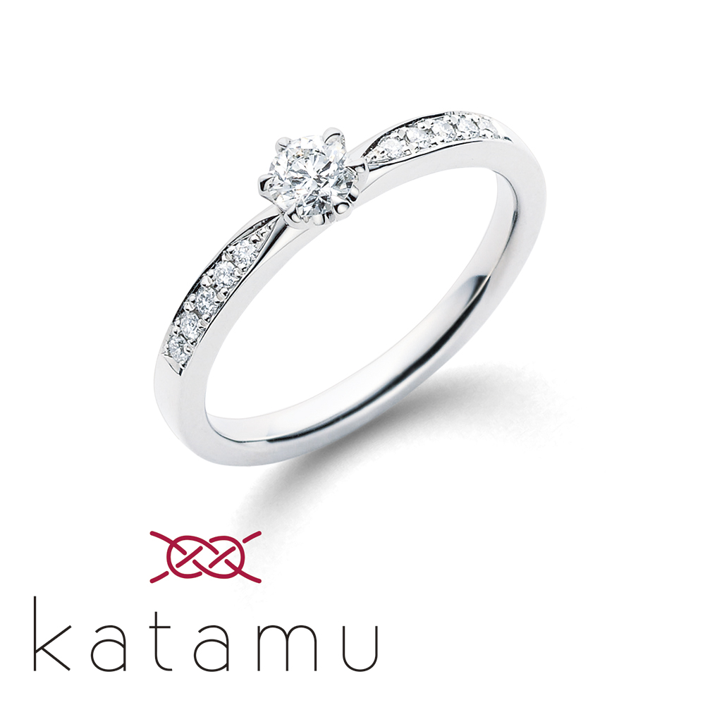 鍛造製法の婚約指輪・結婚指輪神戸三ノ宮7