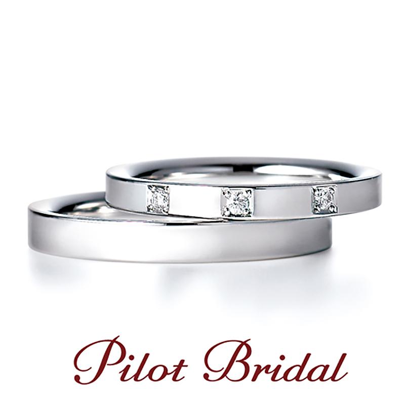鍛造製法の婚約指輪・結婚指輪神戸三ノ宮8