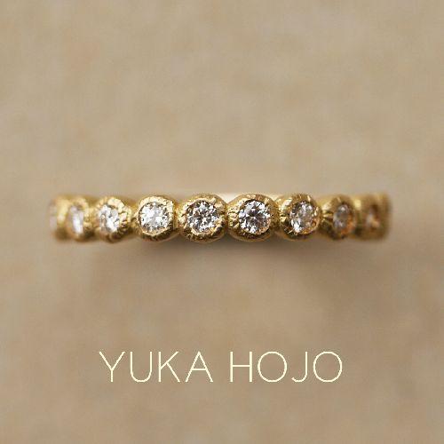 神戸 婚約指輪結婚指輪YUKA HOJO