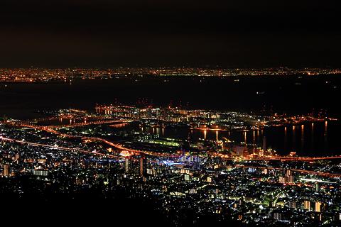 神戸のサプライズプロポーズ 掬星台(きくせいだい)