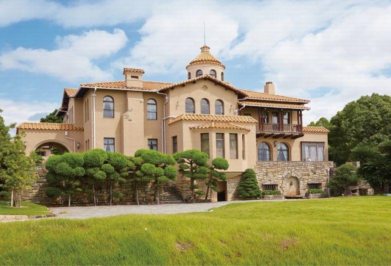 ジェームス邸プロポーズスポットgarden神戸三ノ宮