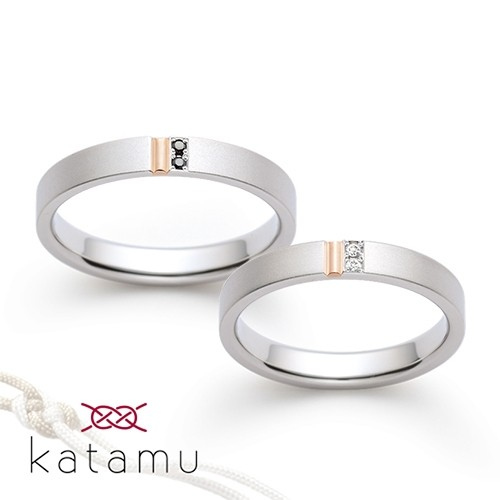 和テイストの結婚指輪神戸三ノ宮5