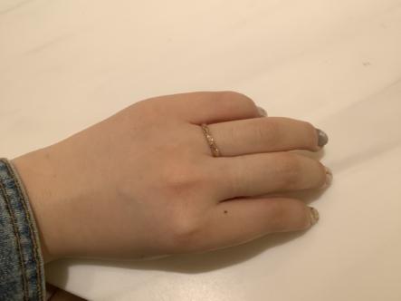 神戸市中央区 Pulitoの結婚指輪をご成約頂きました。