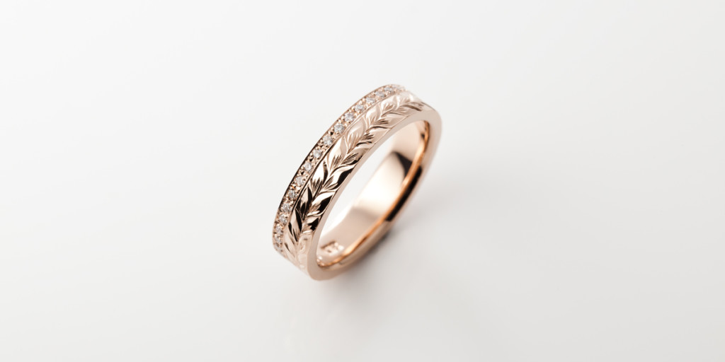 Royal Eternity Ring / ロイヤルエタニティリング