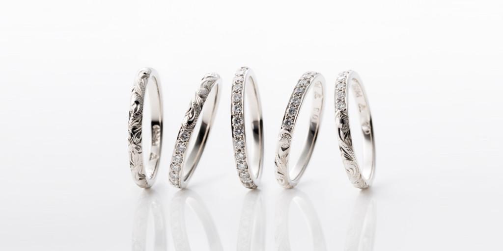 Royal Half Eternity Ring / ロイヤルハーフエタニティリング