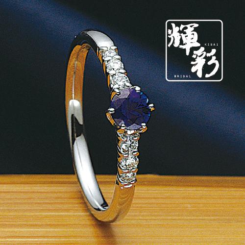 和テイストの婚約指輪神戸三ノ宮3