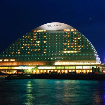 神戸のサプライズプロポーズ 神戸メリケンパークオリエンタルホテル ラウンジ&ダイニングピア