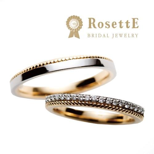 ロゼット結婚指輪神戸市