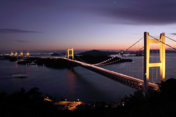瀬戸大橋|岡山県プロポーズスポット