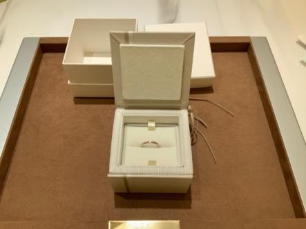 兵庫県多可郡 アムールアミュレットの結婚指輪