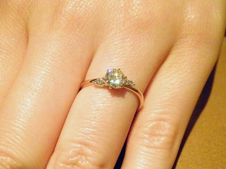 神戸市指輪リフォーム値段