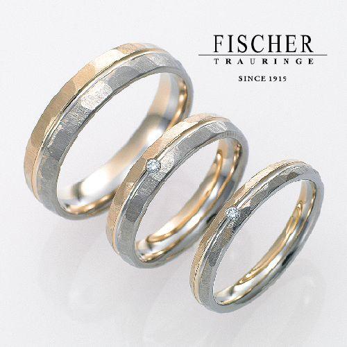 フィッシャー指輪