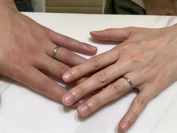 宝塚市 FISCHER(フィッシャー)の結婚指輪