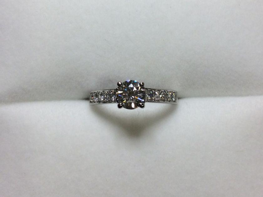 婚約指輪リフォーム神戸1