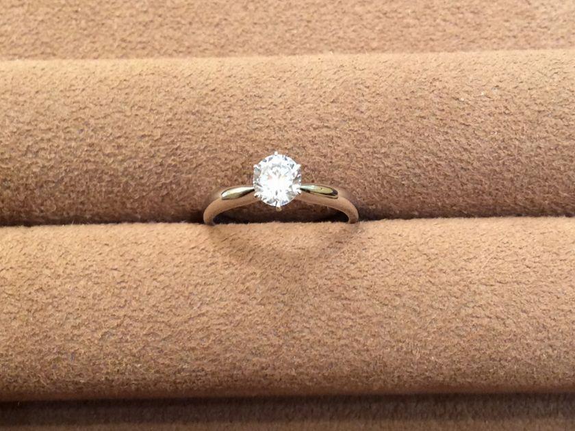 婚約指輪リフォーム神戸