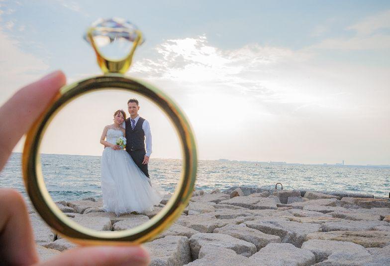 神戸三ノ宮 ジュエリーリフォームで婚約指輪が生まれ変わります