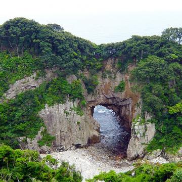 神戸のサプライズプロポーズ 白山洞門